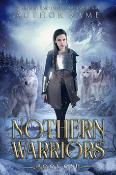 Premade set of three high fantasy book covers series with Winter Warrior woman and wolves High Fantasy Books, Fantasy Book Covers, Fantasy Series, Premade Book Covers, Ebook Cover, Prints, Movie Posters, Film Poster, Popcorn Posters