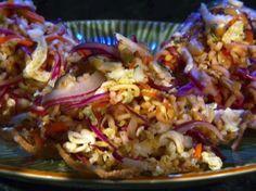 Waka Waka Salad Appetizer Recipe