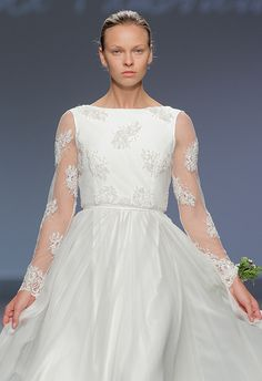 Barcelona Bridal Week | Cristina Tamborero