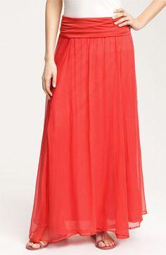Maxi skirt <3