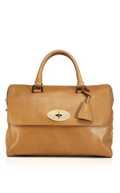 The Del Rey Satchel by Mulberry