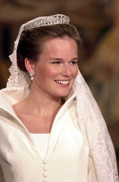 Wedding of HRH Prince Philippe and HRH Princess Mathilde