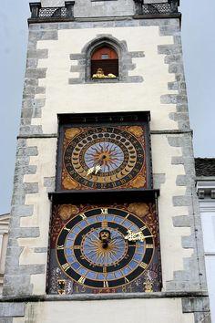 ✯ Clock Tower - Goerltiz, Germany