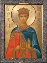 Alexey the Martyr, by Anna Kudryavtseva