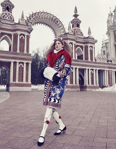 lindsey wixson model1 Lindsey Wixson Models Winter Fashions for Emma Summerton in Vogue Japan