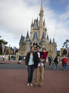Go to Disney Without Going Crazy.  Jeannie Kim was pretty down on Disney — until she and her family shared two fairy-tale trips to Orlando.  Here's how this skeptic-turned-devotee made the most of the happiest place on earth.
