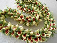 Merrie Monarch '11 by AlohaRibbonCrafts on Etsy, $40.00