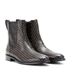 Burberry http://www.mytheresa.com/fr-fr/ardglass-studded-leather-ankle-boots.html