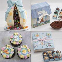 produtos decorados para páscoa por piece of cake