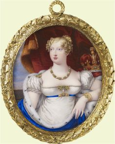 Joseph Lee, Princess Charlotte Augusta, 1814