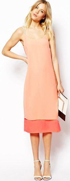 Blush Cami Dress.