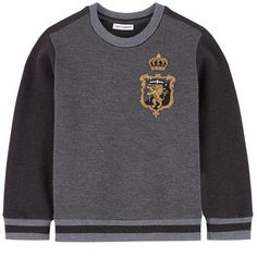 d4166c911 T-shirt Mini Me illustré Dolce & Gabbana pour garçon | Melijoe.com