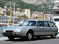 Citroën CX Break (1975 – 1981).