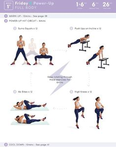 Fitness ideas for moms. When it relates to very simple health and fitness routines, you do not always have to visit a health club to obtain the full effects of exercising. It is easy to tone, shape, and strengthen your overall body in a few basic steps. Body Boss Method, Boss Body, Kayla Itsines, Easy Workouts, At Home Workouts, Yoga Workouts, Fitness Exercises, Workout Session, Workout Guide