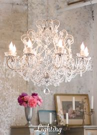 French chandeliers - MY FRENCH COUNTRY HOME