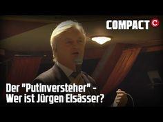 """Der """"Putinversteher"""" - Wer ist Jürgen Elsässer?"""
