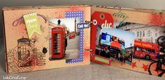 30-IMG 8823 Mini Albums, Blog, British, Scrapbooking, Day, London, England, Creative Crafts, Blogging