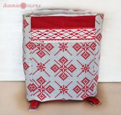 Easy Step to Step DIY!: Step to Step Tutorial how to sew a pretty bag in Russian Style