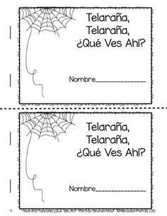 Telarana-Telarana-Que-Ves-Ahi-Formas-Geometricas-Primer-Grado-2128962 Teaching Resources - TeachersPayTeachers.com