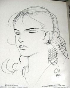 Harriet - BLUEBERRY par Jean Giraud - Dédicace