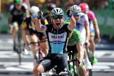 Mark Cavendish meilleur sprinteur de tous les temps@velo101.com Retour sur les moments forts du Tour de France 2015, du coup de grâce porté par Chris Froome sur les pentes du Soudet à la réaction de Nairo Quintana à l'Alpe d'Huez. Retour sur les moments...