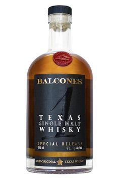 Balcones Texas Single Malt