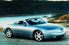 Lincoln Concept Cars | 1995 Lincoln L2K - Concepts