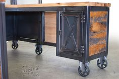 JReal Industrial Chic 'X' Collection / Reclaimed by JRealFurniture