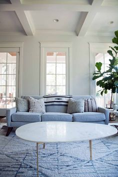An Airy And Orderly Aesthetic In Nashville, On Design*Sponge