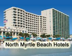 When it comes to hotels in North Myrtle Beach, you have a lot of choices. The cost of the hotel room is almost always the deciding factor for people that come t