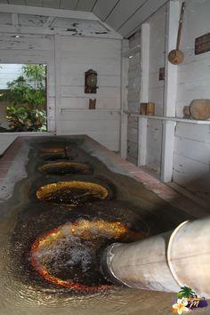 La case à eau - Distillerie Depaz #Martinique © AliZéMédia