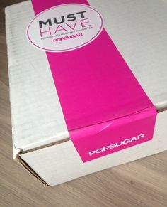 Pop Sugar Must Have Review - March 2013 Box - Women's Monthly Subscription Boxes | My Subscription Addicition