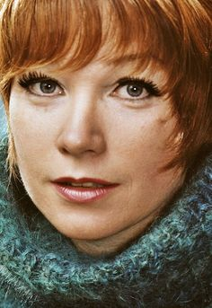 <3 <3 Shirley MacLaine has always been a favorite go to actress for a laugh, and I love her ability to draw upon my frown, and turn it into enjoyment and laughter. <3 <3