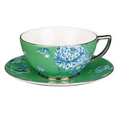 Another beautiful teacup... Wedgewood Jasper Conran Chinoiserie
