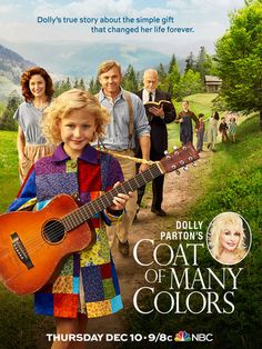 VIDEO: Here's a Sneak Peek at Dolly Parton's Emotional Childhood Movie Coat of Many Colors http://www.people.com/article/dolly-parton-coat-of-many-colors-trailer