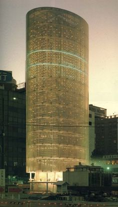 Toyo Ito   Tower of Winds, 1986 Yokohama