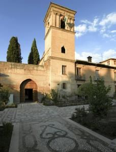 Parador de Granada, junto a la Alhambra.