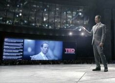 """[brightcove video=""""1479292185001"""" /]    LONG BEACH, Calif. -- The crowd at TED got a glimpse into the upcoming Ridley Scott sci-fi film """"Prometheus"""" on Tuesday, in the form of a video of a TEDTalk that takes place in 2023.    Although not a clip from the movie itself, the futuristic talk is ..."""