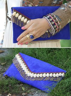 For today, I have made you a collection of gorgeous diy clutch ideas to create for your next special event. A clutch can beautify and complete Diy Clutch, Diy Purse, Clutch Purse, Pochette Diy, Best Leather Wallet, Diy Sac, Diy Accessoires, Diy Handbag, Craft Bags