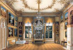 Stadtschloss Gelber Salon