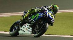 Valentino Rossi, 37 anni e 9 titoli mondiali. Afp
