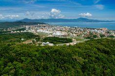 Vista aérea - Jurerê - Florianópolis!