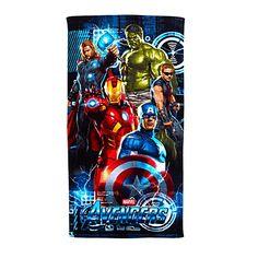Serviette de plage Avengers - Disney Store