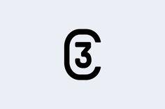 C3 branding on Behance