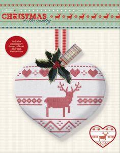 Christmas In The Country da DoCrafts - DoCrafts - Ricamo - Casa Cenina