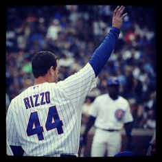 Anthony Rizzo - Chicago Cubs- Welcome to the 2014 All-Star Game!