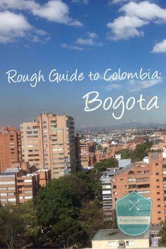 A rough guide to Colombia's capital Bogota, including Chia, Monserrate, Museo del Ore, lake Guatavita, Caterdral de sal de Zipaquira and Andres.