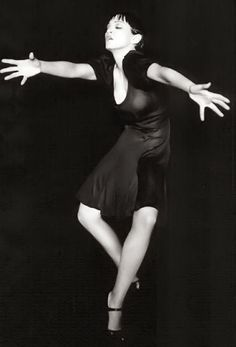 martha graham i am a dancer There are many ways that martha graham and i differ her dance career was exact opposite of the graham contraction: i am going to go out on a limb and.