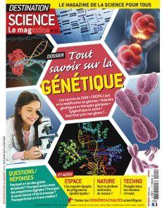 Tout savoir sur la Génétique - Destination Science le Mag 11 Science, Techno, Dog Food Recipes, Comic Books, Pets, Everything, Dog Recipes, Cartoons, Comics