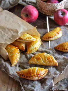 Chaussons aux pommes ::: Almofadinhas de maçã e amêndoa